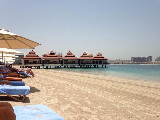 Anantara The Palm Dubai Resort Beach