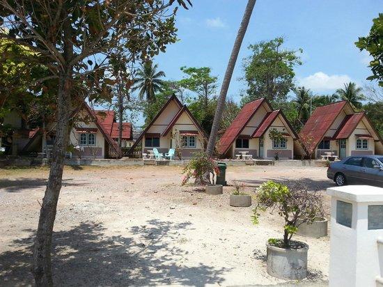View Seafood Resort: Die Bungalowanlage