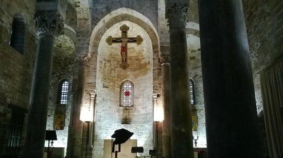 Church of San Cataldo: arabi e crociati