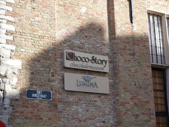 Choco-Story - The Chocolate Museum: Street View