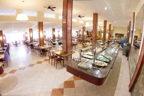 Cala Montjoi Ciudad de Vacaciones: Restaurante