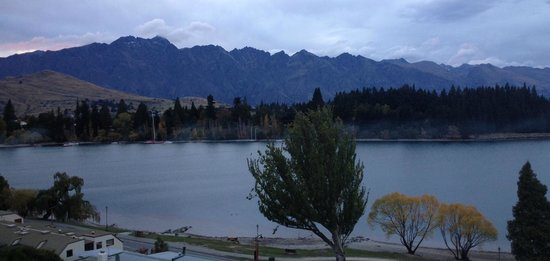 Hotel St Moritz Queenstown - MGallery Collection: The view from 617