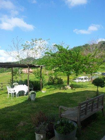 Campoletizia Azienda Agrituristica : ingresso ristorante