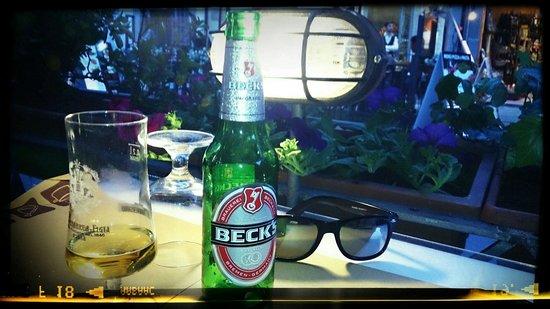 bar & food 62: Gradevole serata.
