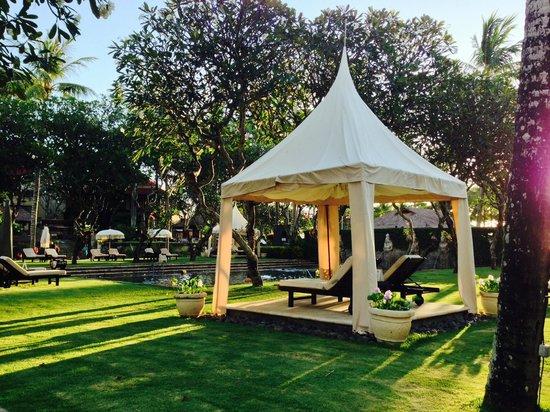 INTERCONTINENTAL Bali Resort: Hotelgelaende