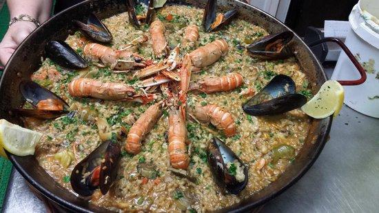 Restaurante La Lonja