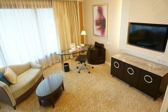 Edsa Shangri-La: Room
