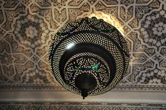 Riad Les Nuits de Marrakech: chambre/suite