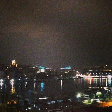 Hayriye Hanim Konagi Hotel : suit odamın manzarası