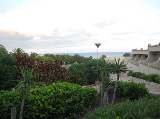 SBH Monica Beach : widok  na morze w pokoju