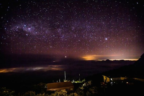 Sabah, Malaysia: Beautiful Starry Starry Night - En route to the Summit of Mount Kinabalu