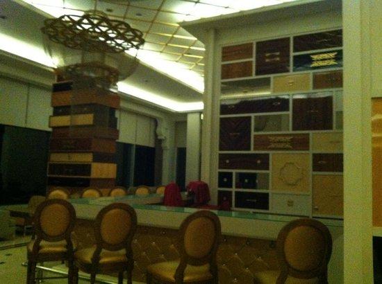 Kilikya Palace Goynuk : lobby