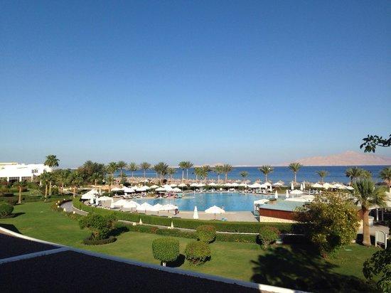 Baron Resort Sharm El Sheikh: View from room 381