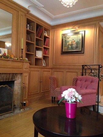 Hotel Cordelia : Lobby
