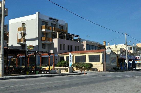 Ammos Studios, Rethymnon