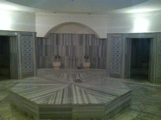 Kilikya Palace Goynuk : Baño turco