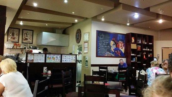 Deli Cafe: Deli Café