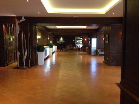 Renaissance Tuscany Il Ciocco Resort & Spa: Ingresso