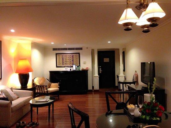 INTERCONTINENTAL Bali Resort: Wohnzimmer