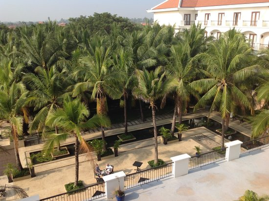 Lotus Blanc Resort : Another hotel room view
