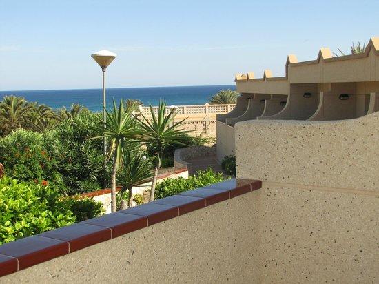 SBH Monica Beach : widok na morze