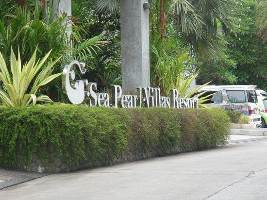 Wyndham Sea Pearl Resort Phuket: Reception