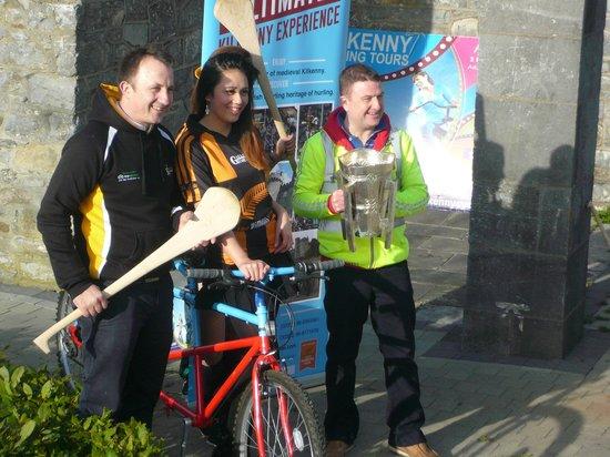 Kilkenny Cycling Tours: Photoshoot