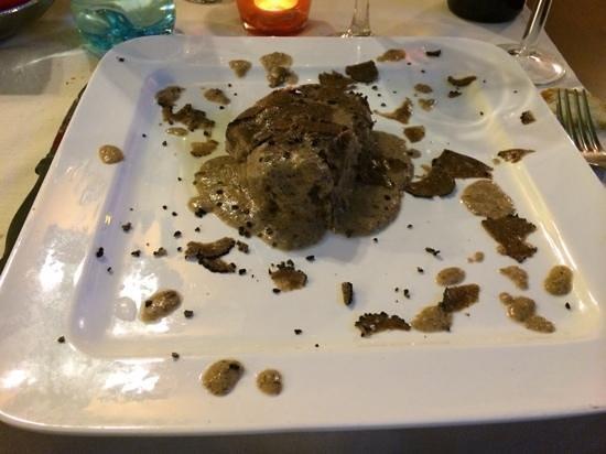 Ristorante Vecchia Firenze: tartufo