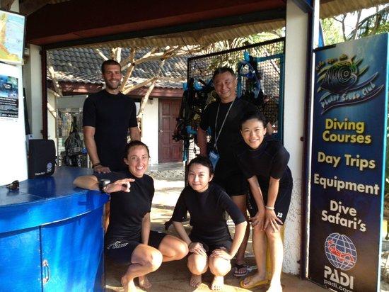 Phuket Scuba Club : Phuket Scba Diving Club