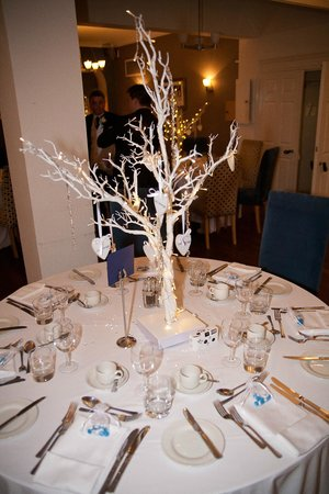 The Ardington Hotel: Tables