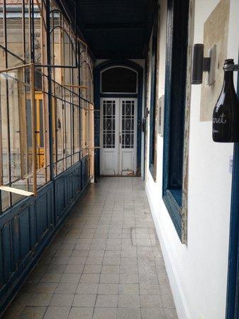 Brody House : Hotelflügel zu einigen Zimmern