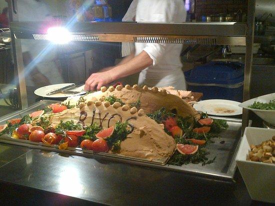 Rixos Bab Al Bahr : Buffet