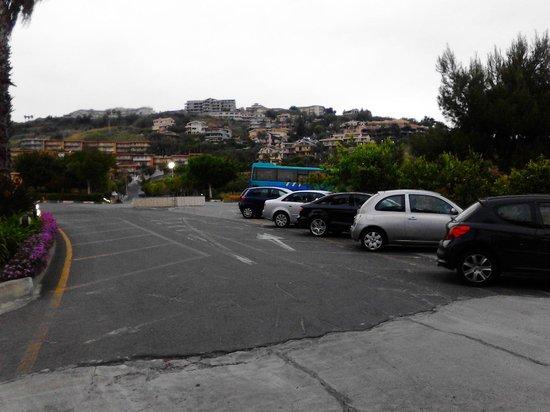 President Park Hotel: parking