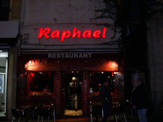 Raphael Restaurant : Restaurant Raphael