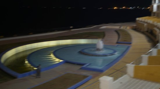 Sagar Darshan - Somnath Trust: This is the View from balcony !!