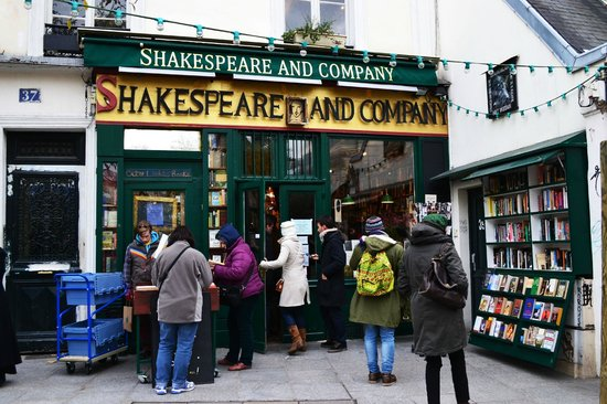 Librairie Shakespeare and Company : Librery
