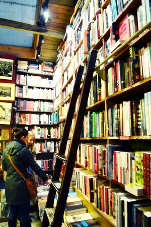 Librairie Shakespeare and Company : lib