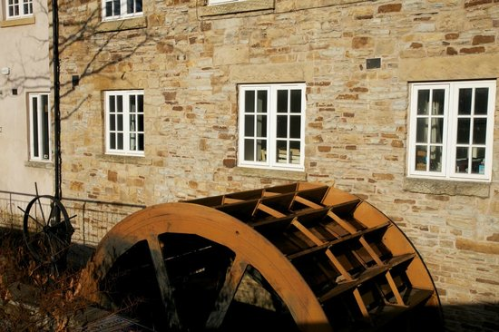Malin Bridge Water Wheel