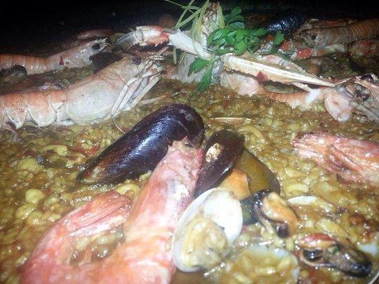 Restaurante Boga : Paella