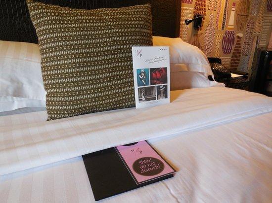 Hotel les Dames du Panthéon : Eye for detail.