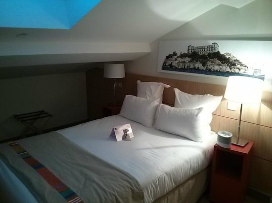 BEST WESTERN hotel du Mucem: Chambre