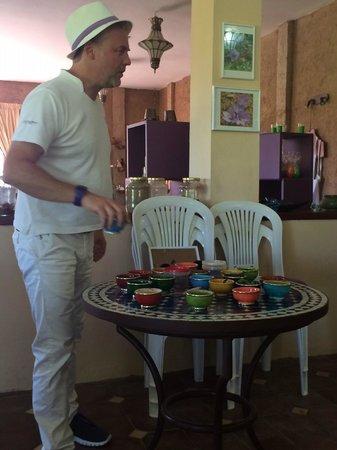 L'atelier Faim d'Epices : Spice lesson