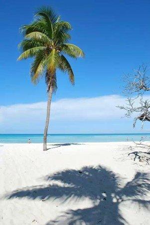 Paradisus Varadero Resort & Spa: lovely beach