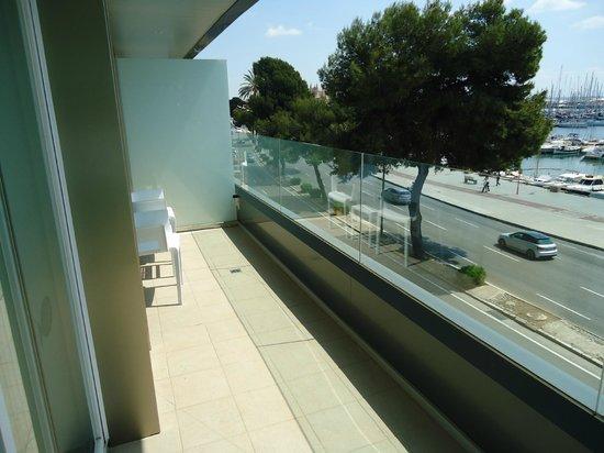 Hotel Costa Azul: Balcón