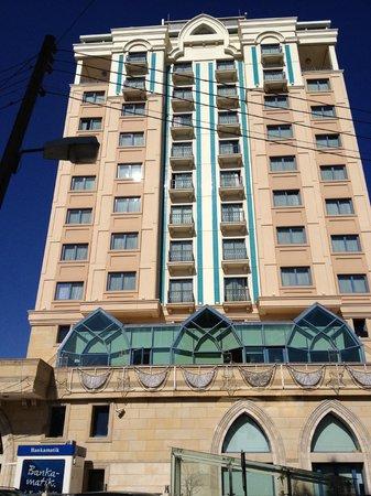 Merit Lefkosa Hotel & Casino: Hotel Merit Lefkosa 1