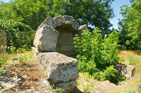 Bilhorod-Dnistrovskyi, أوكرانيا: Bilhorod-Dnistrovskyi Scythian Tomb