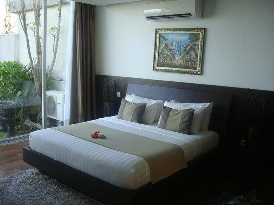 Pandawa Beach Villas & Spa: Sahadewa Ocean front suite