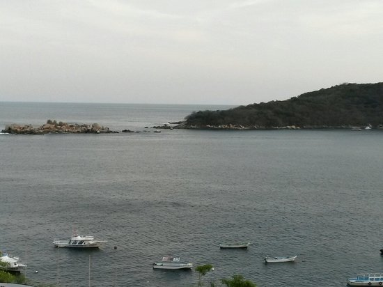 Playas Caleta y Caletilla: Caleta