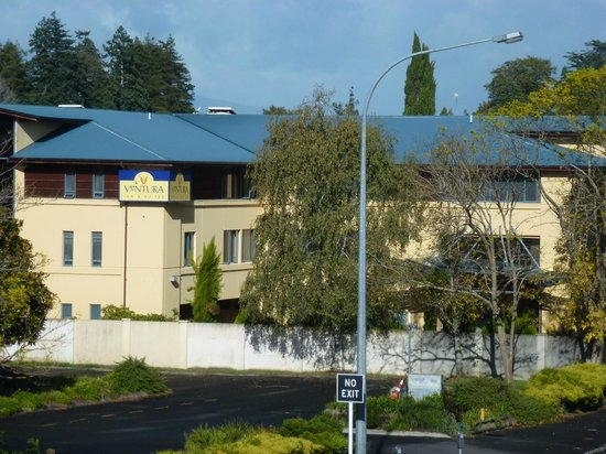 Ventura Inn & Suites Hamilton: Very neat