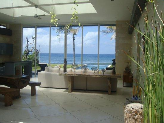 Pandawa Beach Villas & Spa : Share room